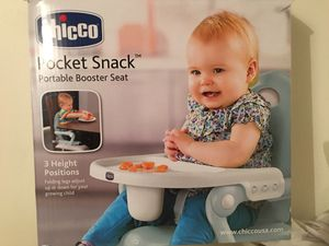 New Baby booster seat for Sale in Arlington, VA