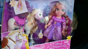 Disney rapunzel and maximus paid 69.99 for Sale in TN, US