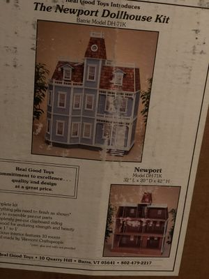 Victorian doll house kits for Sale in Leesburg, VA