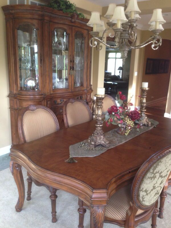 Drexel Heritage Talavera Dining Room Set For Sale In Homer