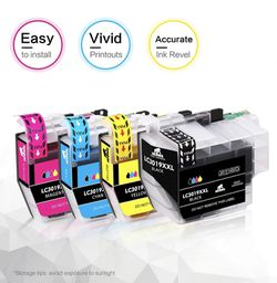 NEW - Brother LC3019 Ink Cartridges Thumbnail