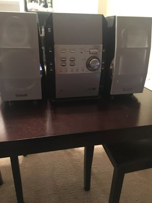 CD STEREO SYSTEM SA-PM29 for Sale in Sterling, VA