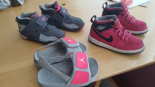 ff3720c58830bd Nikes and Jordan sandals (Baby   Kids) in Las Vegas