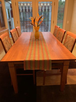Crate & Barrel Multi-Colored Striped Table Runner for Sale in San Diego, CA
