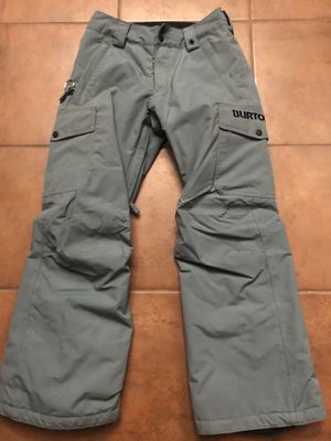 Burton DryRide Boys 10/12 Ski/Snowboard Pants for Sale in Phoenix, AZ