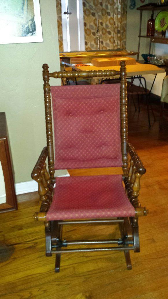 ... Antique Vintage Tell City Glider Rocker For In Orlando Fl Offerup ... - Antique Furniture Orlando Fl - Furniture Ideas