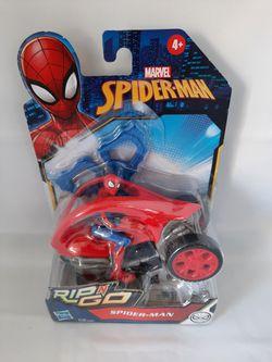 Spider-Man Rip N Go  Thumbnail