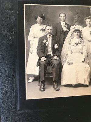 Antique brides and grooms photo for Sale in McLean, VA