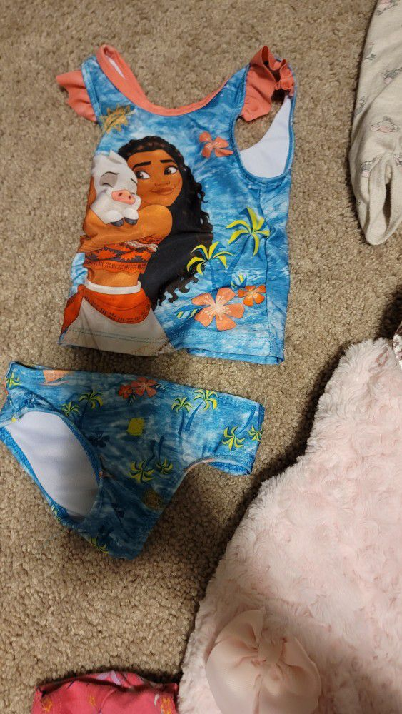 Baby Girl Size 12 Month Clothing Lot