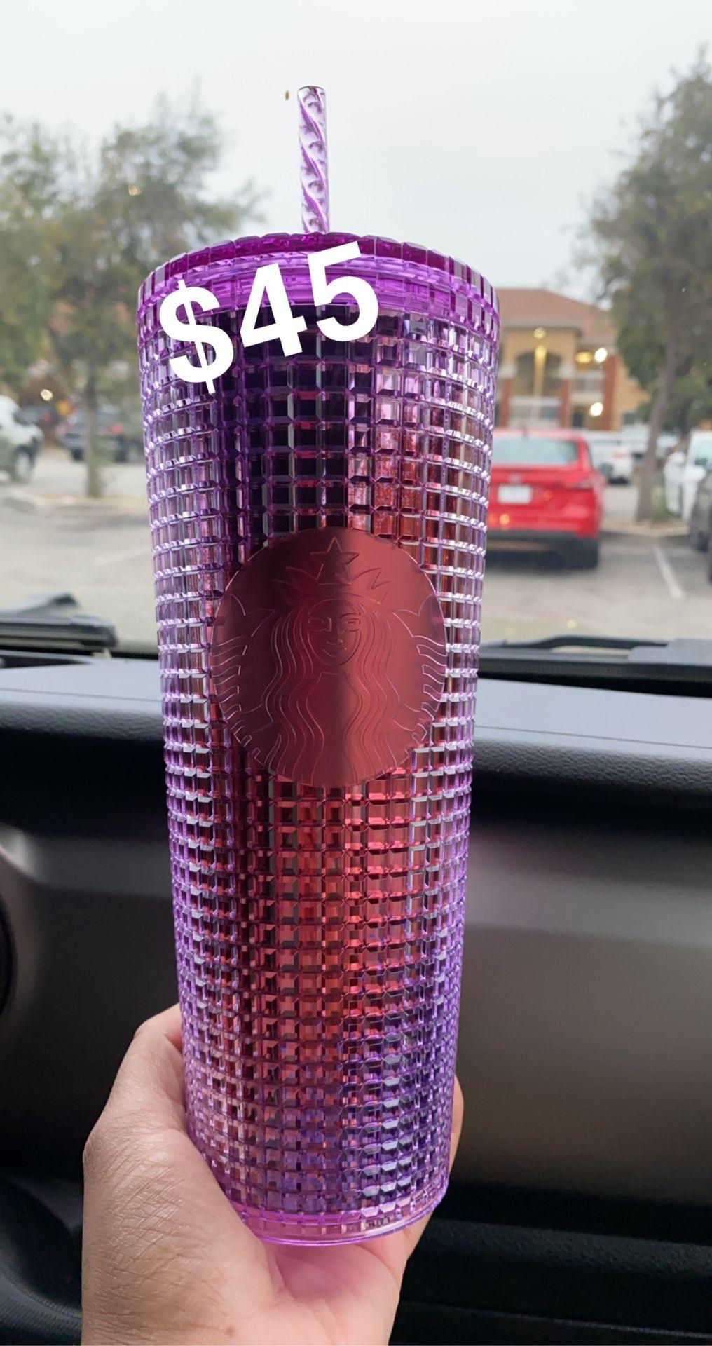 New Starbucks Cup
