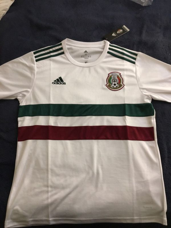 9c2d075e6 White Mexico World Cup Jersey for Sale in Compton