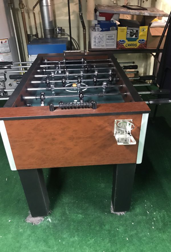 Highland Games Foosball Table For Sale In West Homestead PA OfferUp - Highland games foosball table