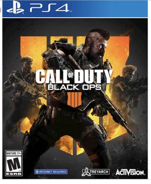 Who's selling black ops 4? for Sale in Fort Washington, MD