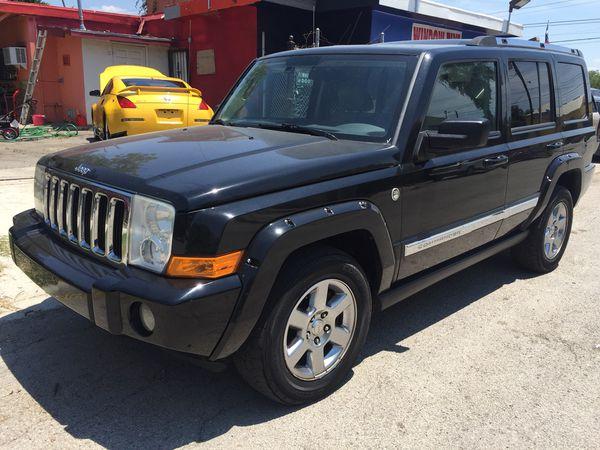 2006 jeep comander limited 5995 (cars & trucks) in san antonio, tx