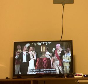 Photo Samsung 32 in LED LCD HDTV