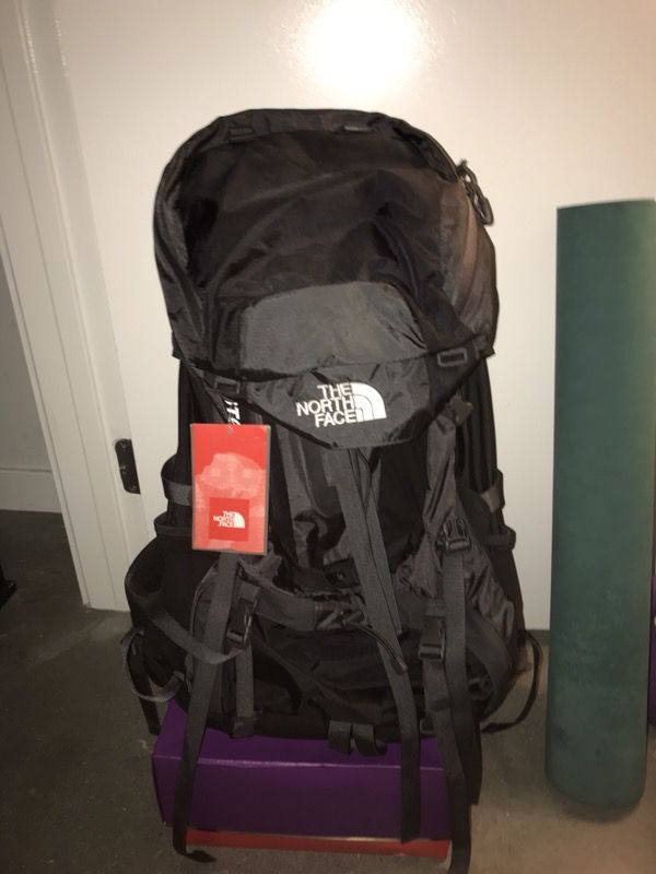 53e14732f The North Face Crestone 60 Hiking/International Backpack - Brand New, Never  Used for Sale in Livonia, MI - OfferUp