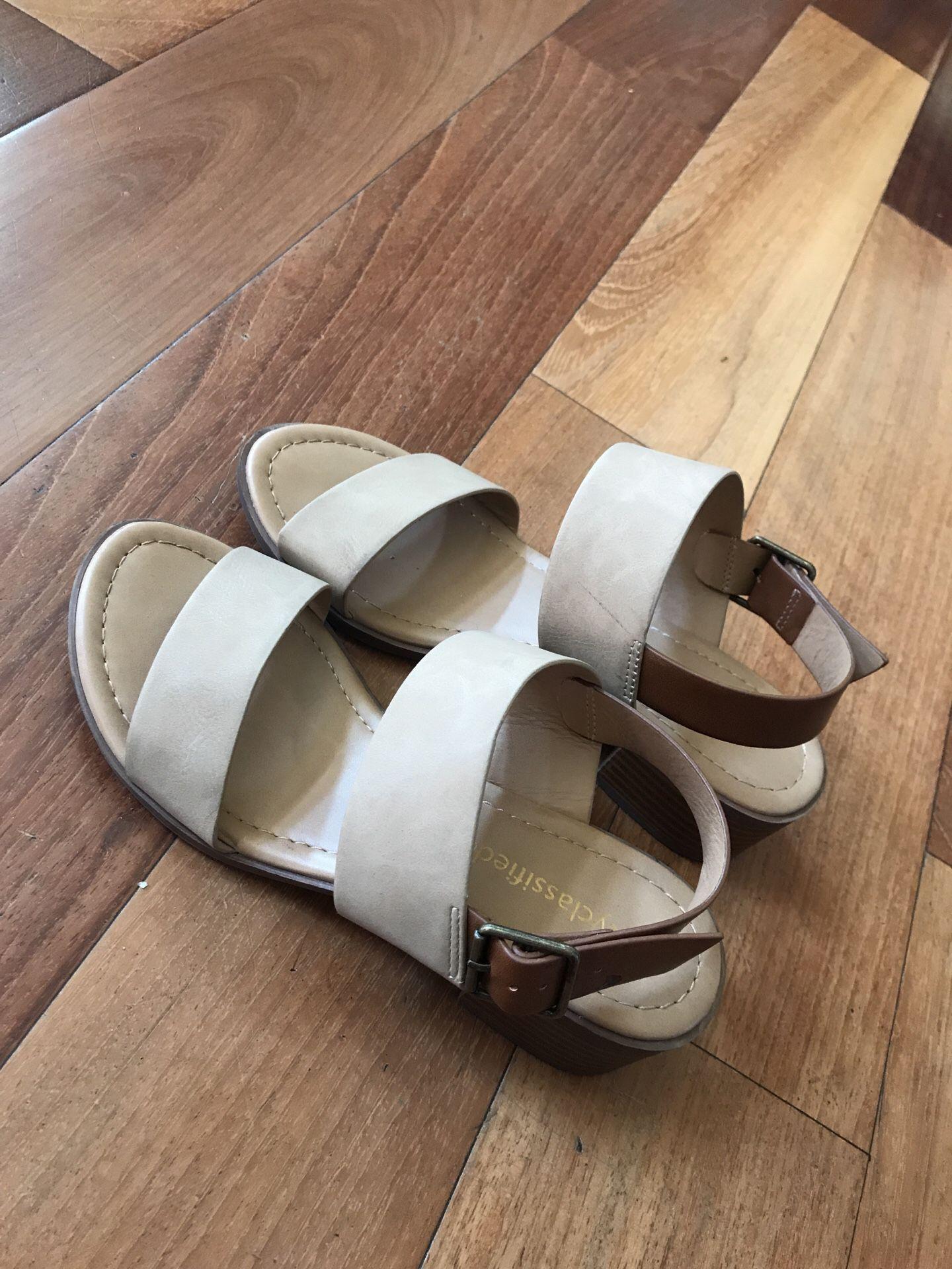 Size 6 Block heel