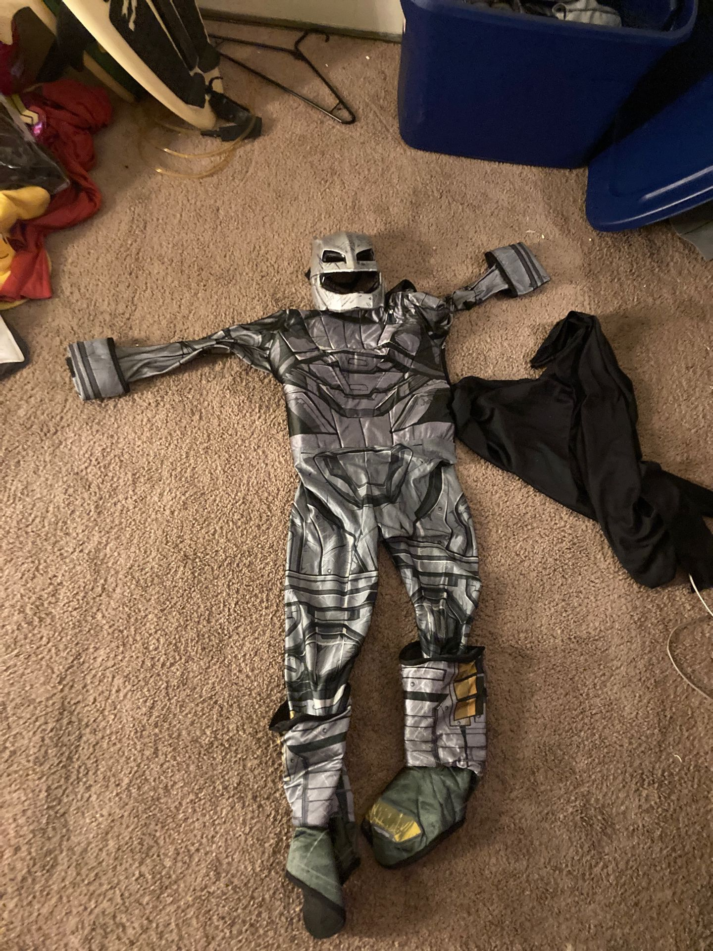 Batman costume kids