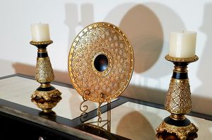 Four Piece Charger, Stand And Two Candlestick Set for Sale in Falls Church, VA