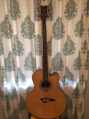Dean Electric Acoustic Bass Guitar EABC for Sale in Sacramento, CA