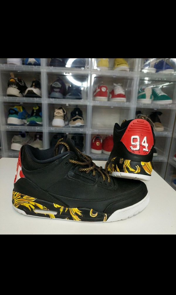 a9edc7524d4 Custom Jordan 3 Supreme (Authentic) for Sale in Lewis McChord, WA ...