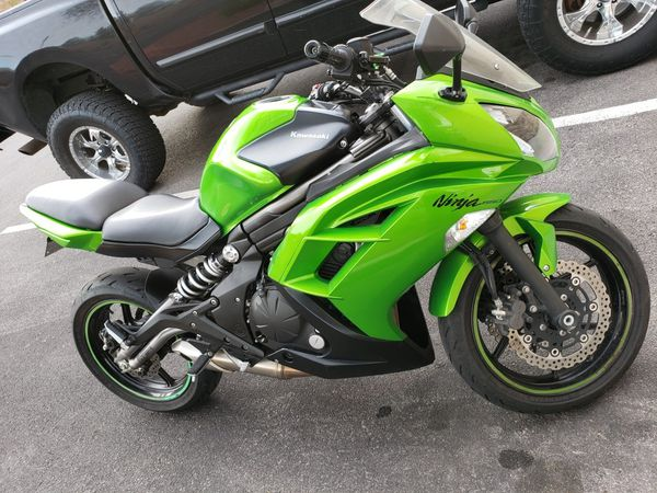 2012 kawasaki ninja 650 $3600 obo