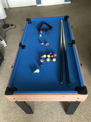 Multi game table for Sale in Gaithersburg, MD