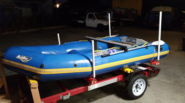 New and Used Inflatable boats for Sale in San Diego, CA