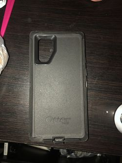 Note 10 with otter box case Thumbnail