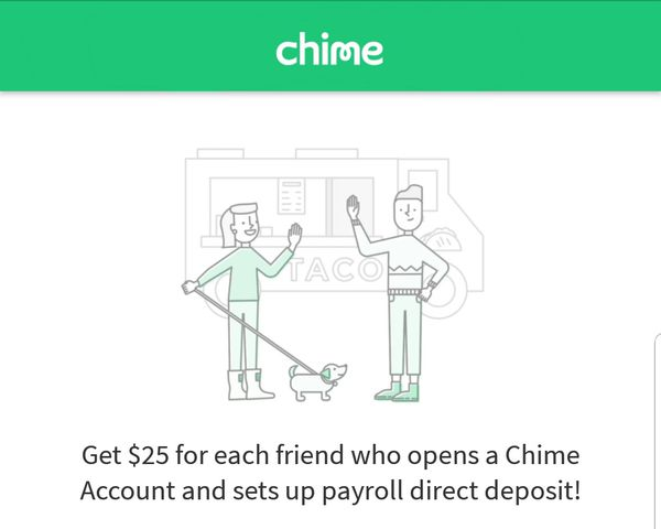 CHIME an Award-Winning mobile online bank account with no
