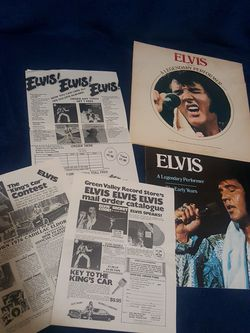 Collectables elvis Thumbnail