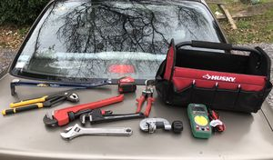 Plumbing tools, misc for Sale in Sykesville, MD