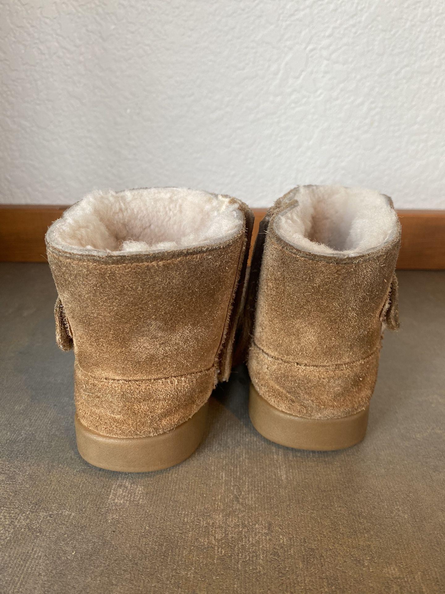 Keelan Baby Ugg Boots USA 4/5