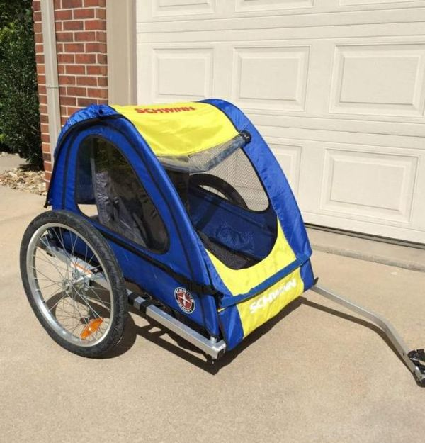 Schwinn Spirit Bike Trailer Bicycle