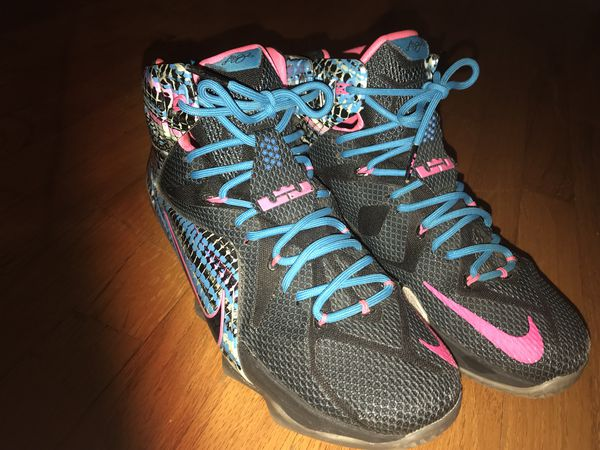 be8eb09dc90c Nike Lebron 12 s 23 Chromosomes for Sale in Winchester