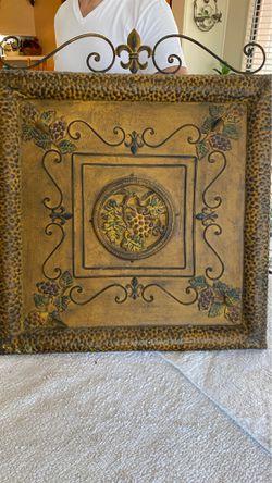 Graves metal frame yellow in Rusty collar Thumbnail