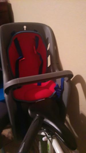 Baby bike seat for sale  Springdale, AR