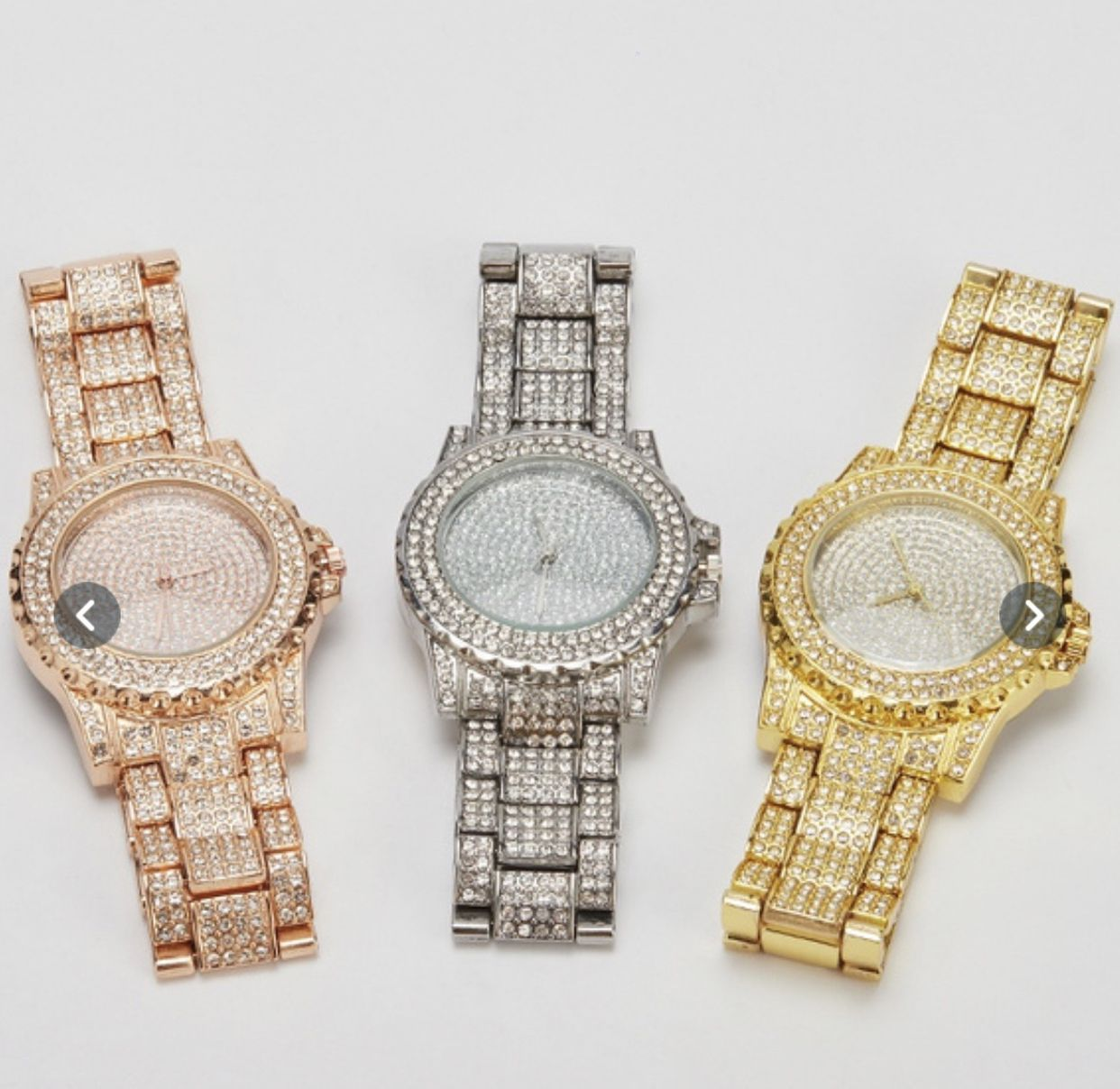 Beautiful Women's Diamond Watches