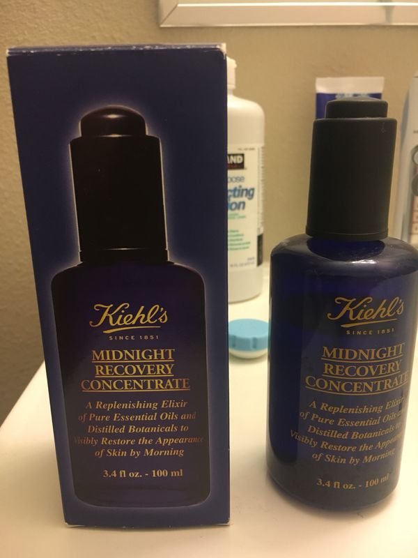 Kiehl's Midnight Recovery Concentrate 100 ml