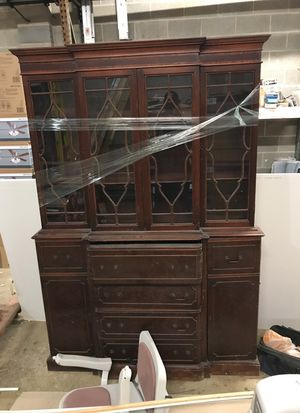 Antique china cabinet for Sale in Richmond, VA