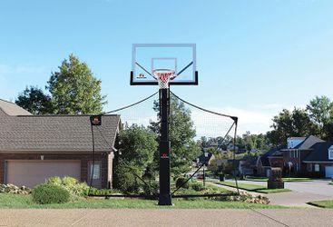 Goalrilla Basketball Yard Guard Easy Fold Defensive Net System Quickly Installs on Any Goalrilla Basketball Hoop Thumbnail