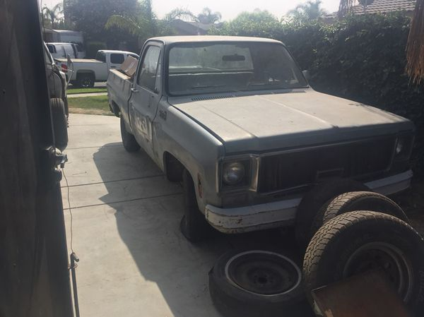 chevy c10 short bed