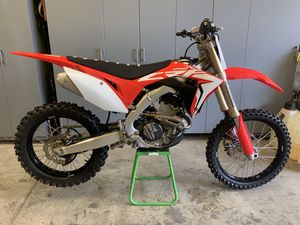 Photo 2018 HONDA CR250f , dirtbike CRF 250
