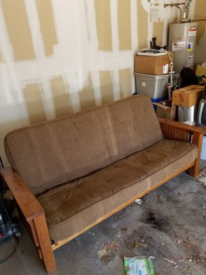 Wood Futon With Mattress For In Glendale Az