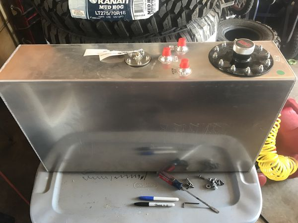 RCI 17 gallon fuel cell for Sale in Onalaska, WA - OfferUp