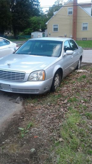 2003 Cadillac deville for Sale in Silver Spring, MD