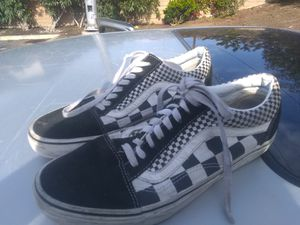 692341125d0a Vans special edition checkered skate shoes unisex very good condition  barely used mens9.5 women s