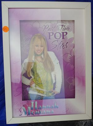 "Disney ""Hannah Montana"" picture frame for Sale in Lawrenceville, GA"