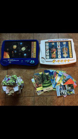 Educational games / Melissa & Doug puzzles for Sale in Alexandria, VA