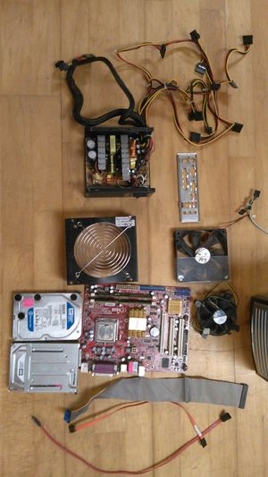 Disassembled computer for parts works great when reassembled for Sale in Atlanta, GA